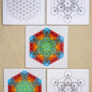 Sacred Geometry Card Set