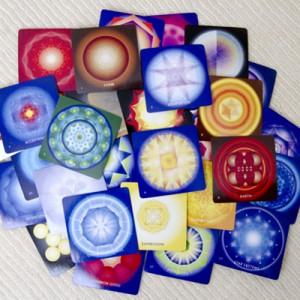Inner Light Mandala Card Deck