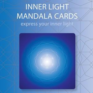 Inner Light Mandala Cards Book